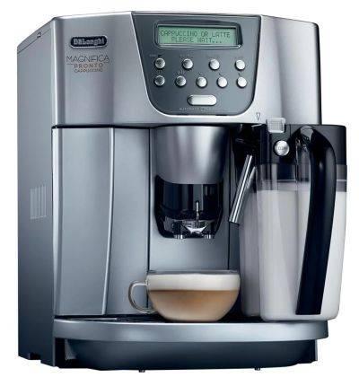 Delonghi EAM 3500 Pronto Cappuccino kávégép szerviz
