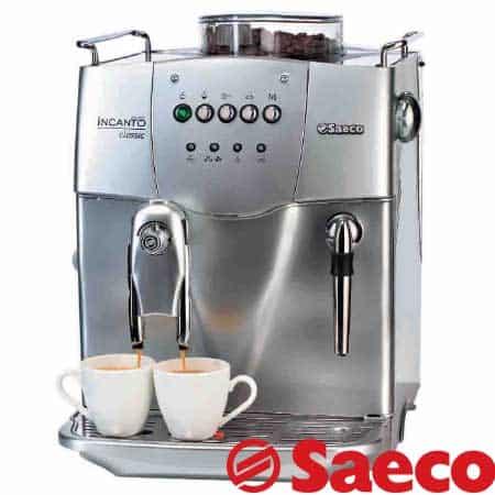 Saeco Incanto Classic szerviz, felújítás garanciával