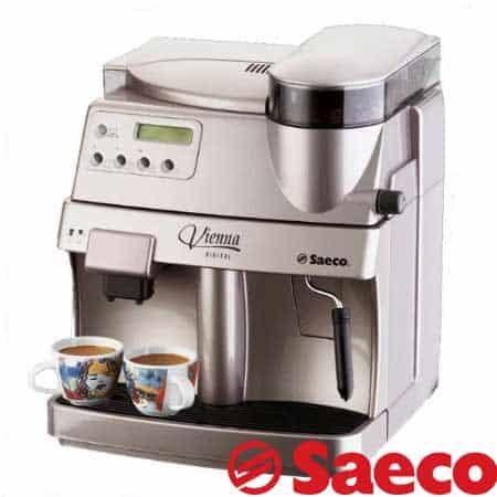 Saeco Vienna kávégép szerviz, javítás, felújítás garanciával, rövid határidővel